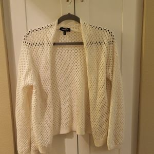 Express crochet sweater/cardigan